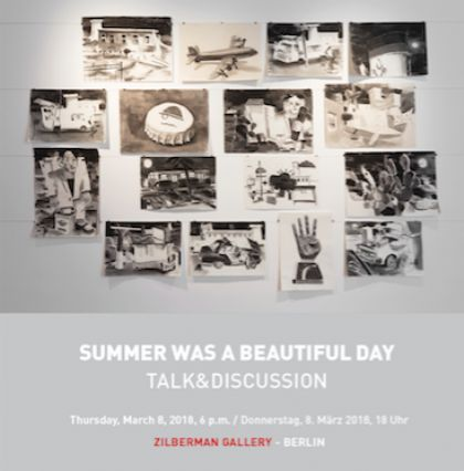 Talk & Discussion - Summer was a Beautiful Day