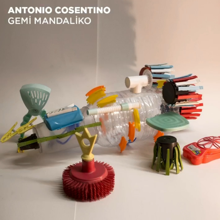 20/04/2020 - Antonio Cosentino at Istanbul Modern: National Sovereignty and Children's Day