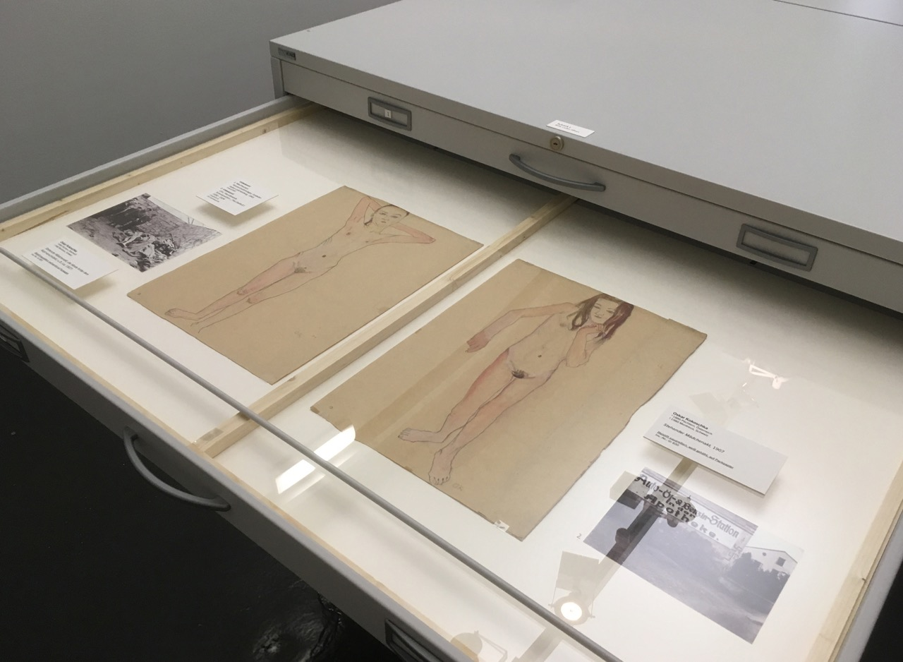 08/10/2019 - 'Silent Pleasure: Master-Drawings from the Justus Schmidt Collection. A Critical Survey' at Stadtmuseum Nordico, Linz