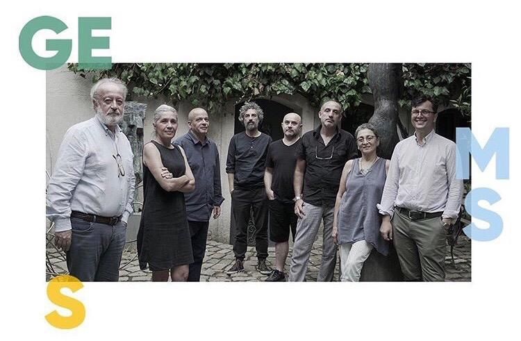 29/08/2019 - Antonio Cosentino in the selection committee of GEMSS