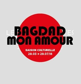 29/05/2018 - Walid Siti in the group show Bagdad mon amour, Paris