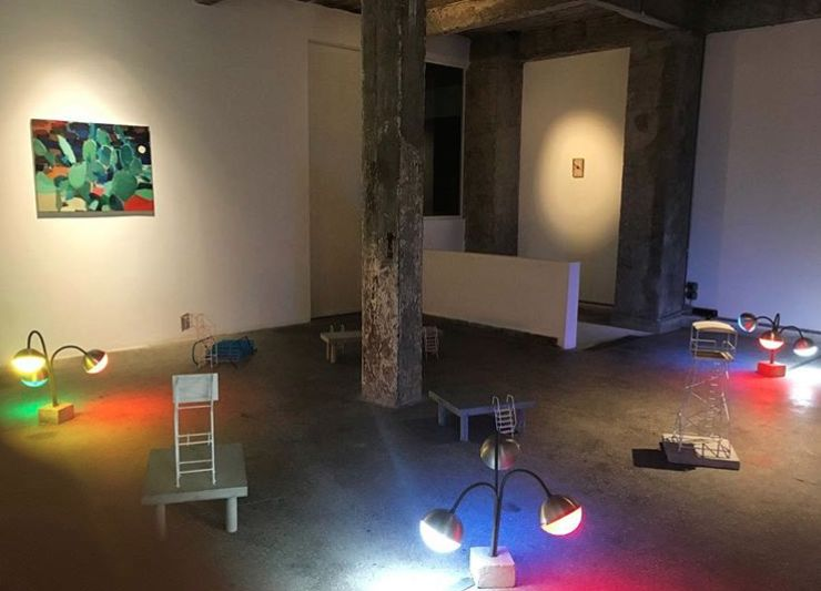 "04/10/2018 - Antonio Cosentino takes part in ""Large Meadow 2018 Exhibitions"