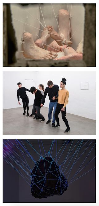 26/06/2019 - Başak Bugay, Isaac Chong Wai and Jaffa Lam Laam are now represented by Zilberman Gallery