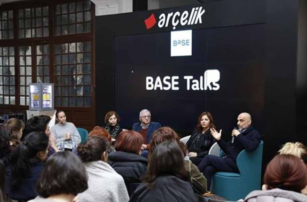 23/02/2018 - Moiz Zilberman and Burçak Bingöl at Base Talks
