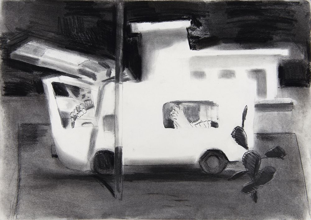 Untitled (Ambulance)