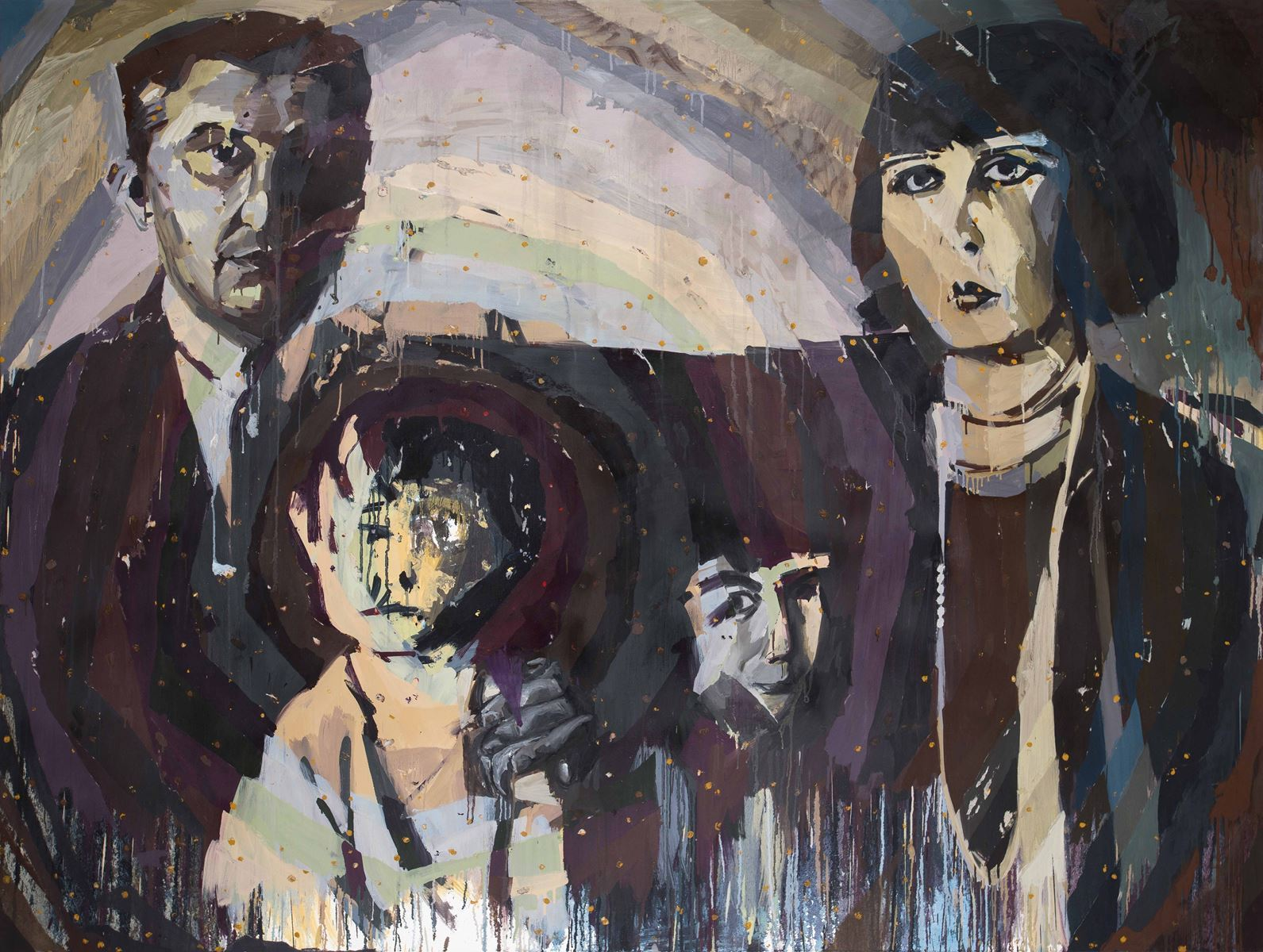 Vildan Uzel and Her Family